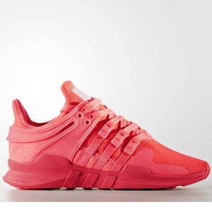 Adidas EQT Equipment support ADV Pink Neon Red run